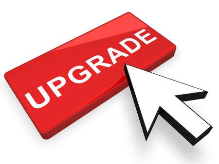 Online-Upgrade  Standard-Bild - 8509431