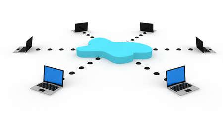 Computer Network Stock Photo - 8522190