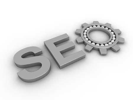 SEO concept Stock Photo - 8928483