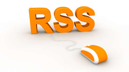 syndicated: RSS Concept