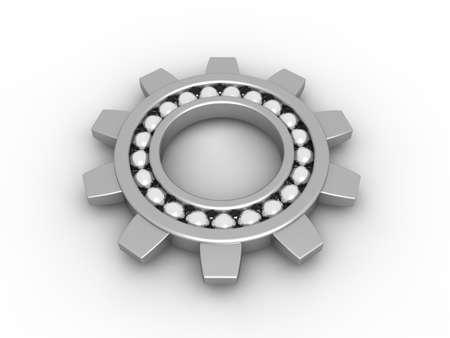 Gears concept Banque d'images - 9016775