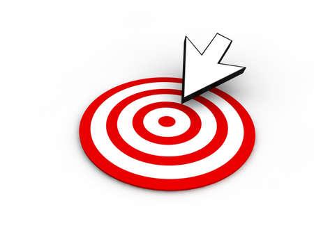 Web Marketing Concept  Stock Photo - 9016789