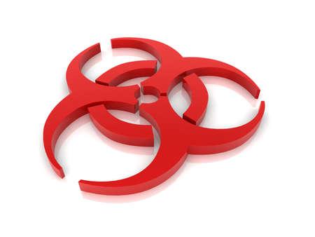Biohazard concept