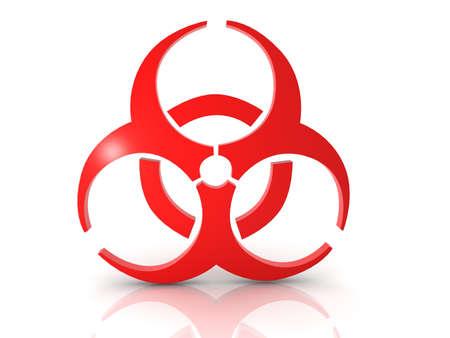 Biohazard concept  Stock Photo - 9092143