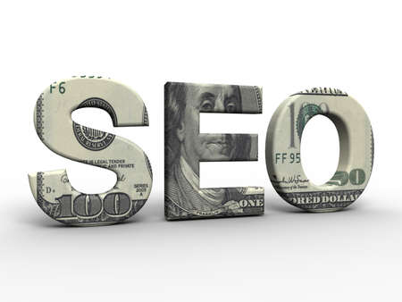 SEO concept  Stock Photo - 9092182