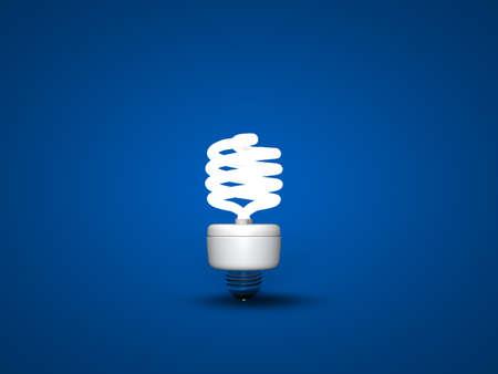 Saver Lightbulb  photo