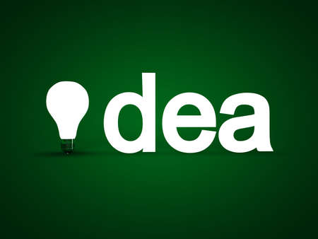 Idea Concept  Stock Photo - 9156675