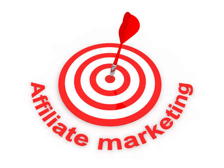 Affiliate marketing  Stock Photo - 9356292
