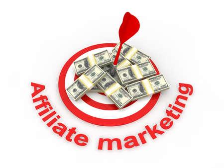 Affiliate marketing Stock Photo - 9356299