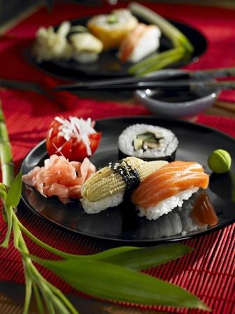 A beautifully composed oriental delicacy Zdjęcie Seryjne - 12773761