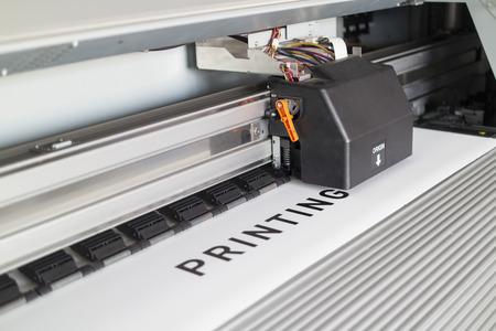 imprenta: Impresora Ecosolvente