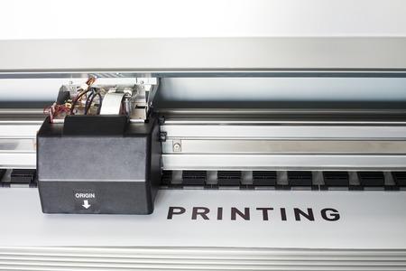 Ecosolvent printer Zdjęcie Seryjne