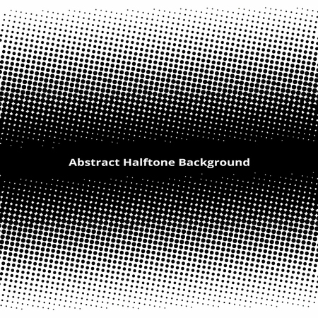 doted: abstract background, halfton effect