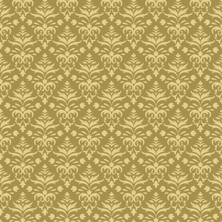 neutral background: Seamless baroque background, neutral background