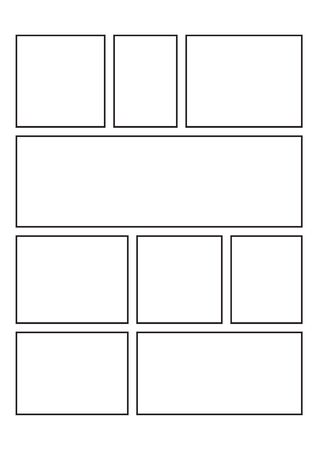 Blank Comic Book , which is ideal for creative ideas for both children and adults