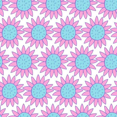 Vector seamless pattern illustration design for fashion, fabric 向量圖像