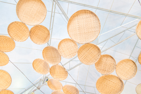 solarize: Chinese Bamboo Steamer, chinese people use it to solarize the crop