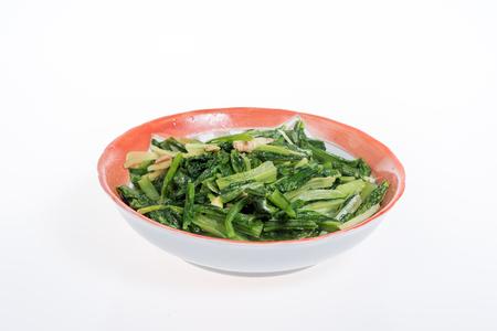 linn: fried Indian Lettuce (Lactuca sativa Linn)