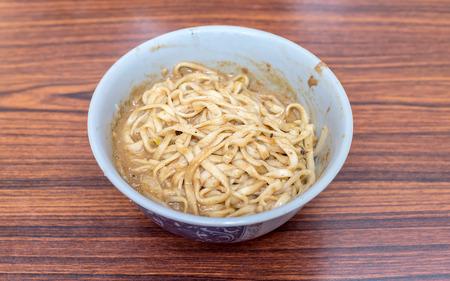 paste: Sesame paste noodles