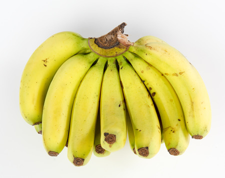banana skin: A bunch of bananas
