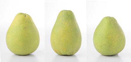 Pomelo, representative fruit of Mid-Autumn Festival Archivio Fotografico