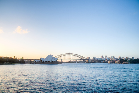 The Sydney Opera House is a famous arts center. It was designed by Danish architect Jorn Utzon, finally opening in 1973.