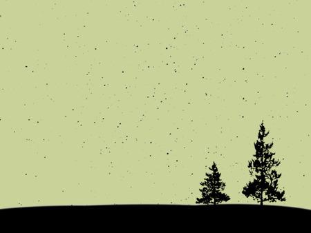 a holiday background. Illustration