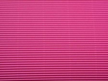 Bright Pink Corrugated Paper Stock Photo - 21217473