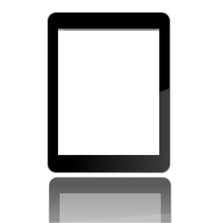 Tablet PC Stock Vector - 21981915