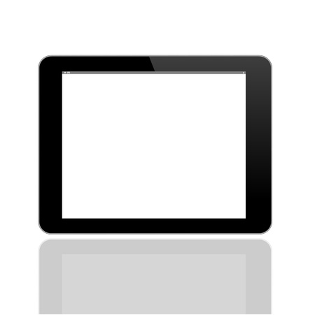 Tablet PC Stock Vector - 21981944
