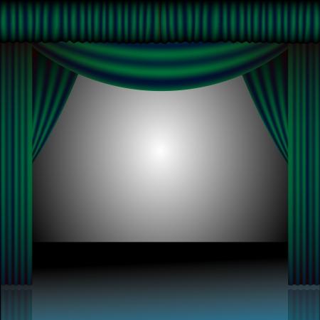 Emerald  Green Theater