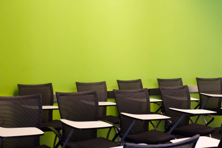 Empty Classroom Editorial