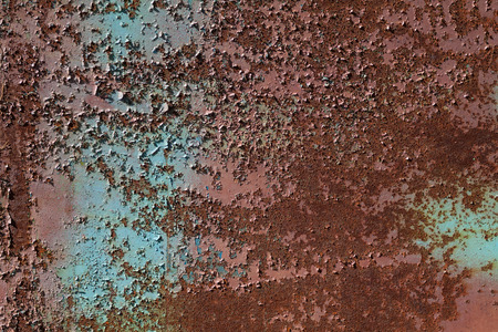 metall texture: Rusty painted metall texture