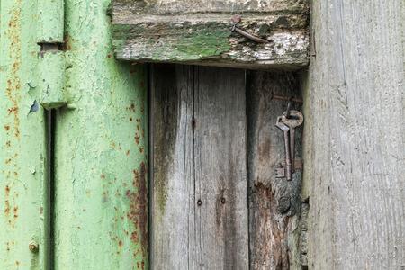 old keys: Old keys