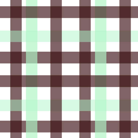indie: Seamless vector checkered pattern. Geometric borders. Vintage check backdrop. Endless retro background. Template for printing on fabric. Stylish hipster pattern.  Classical clothes style pattern. Can use as wrapping, wallpaper, web site design.