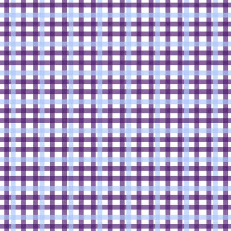 Seamless vector checkered pattern. Geometric borders. Vintage check backdrop. Endless retro background. Template for printing on fabric. Stylish hipster pattern.  Classical clothes style pattern. Can use as wrapping, wallpaper, web site design. Vector