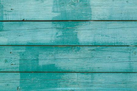 alte gemalten hölzernen Planken