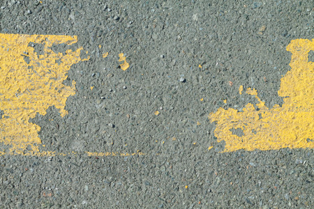 asphalt texture: Painted asphalt texture. road marking