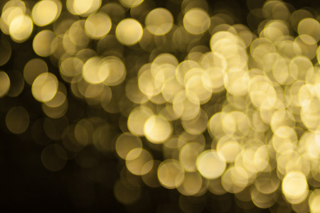 glamur: Vintage bokeh background. Gold retro bokeh. Fairy defocused backdrop. Hipster photo wallpaper. Chicago style. Party invitation template. Celebration wallpaper. Blurry lights. Stock Photo