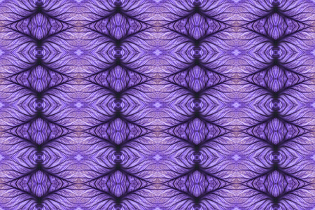 third eye: Abstract ultraviolet psychedelic background. Fractal geometry pattern. Stock Photo