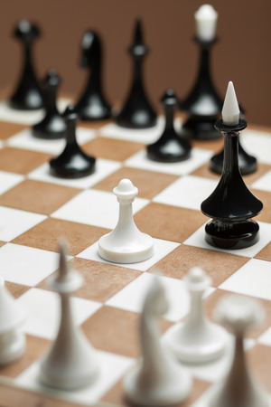 confrontation: confrontation