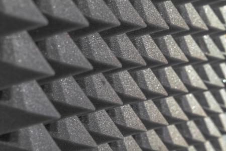 sound proof: foam sound proofing