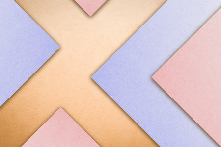 pastel shades: Material design wallpaper. Real paper texture. delicate pastel shades Stock Photo