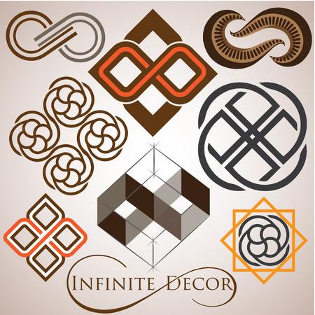 infinite decor set