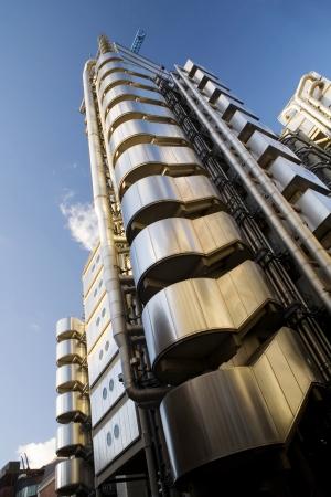 lloyd's: Lloyds of London Editorial