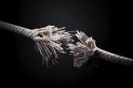Deshilachado cuerda