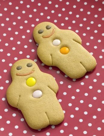 Gingerbread men photo