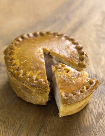Pork pie photo
