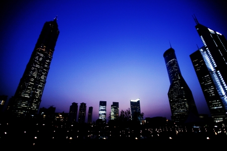 pudong: Pudong District, Shanghai