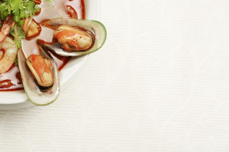 flavoursome: Seafood Tom Yam
